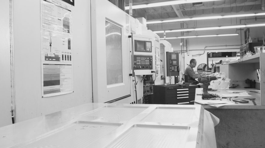 Silicon Valley Machine Shop, Parametric Manufacturing