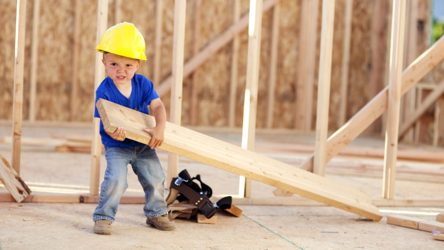 Contractor - 7 ways to hack their finger off