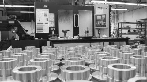 CNC Lathe Services precision machine shop parametric manufacturing